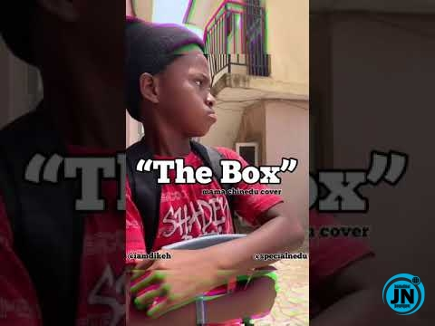 """MAMA CHINEDU – """"THE BOX"""" By RODDY RICCH Cover"""